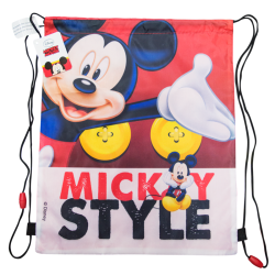 sacca zaino Mickey Mouse disney