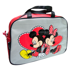 Minnie Mouse e Mickey Mouse in love borsa Disney