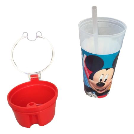 Mickey Mouse con accappatoio peluche Disney 20 cm