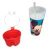 Mickey Mouse con accappatoio Disney 20 cm