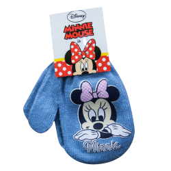 Guanti baby Minnie Mouse disney