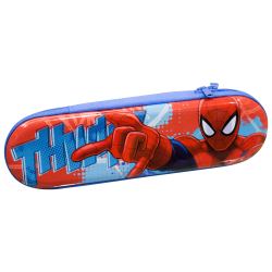 Astuccio in metallo Spiderman marvel