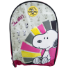 Snoopy 60 years zaino asilo