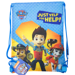 Sacca zaino Paw Patrol Just yelp for help