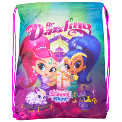 Sacca borsa Shimmer and Shine