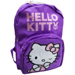 Hello Kitty zaino estensibile viola
